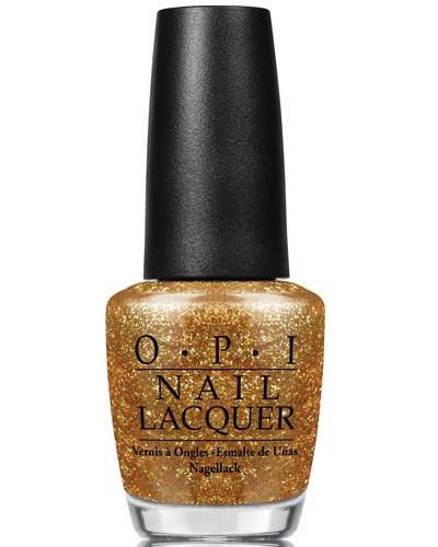 Opi Skyfall collection: Goldeneye